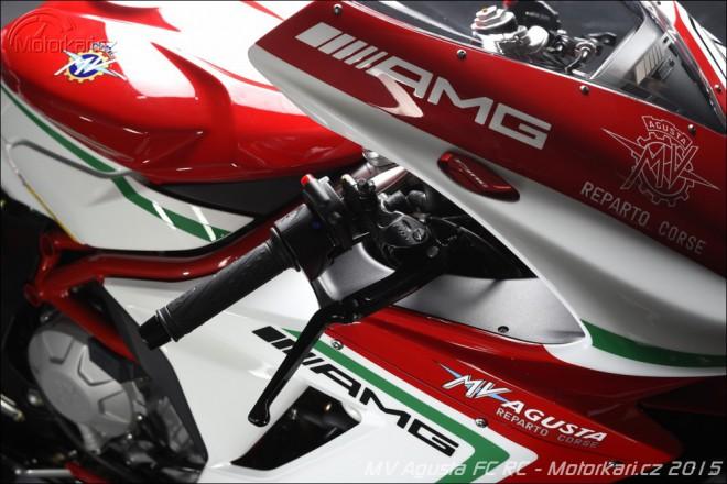 MV Agusta F3 Reparto Corse