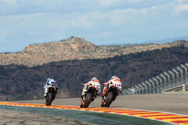 Ètrnáctá GP sezony – Velká cena Aragonie