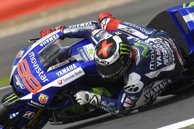 GP Aragonie – V pátek dominoval Jorge Lorenzo