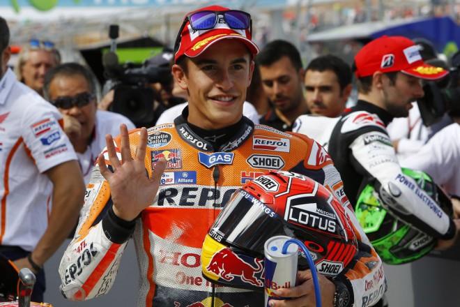GP Aragonie – Pole position získal v novém rekordu Márquez