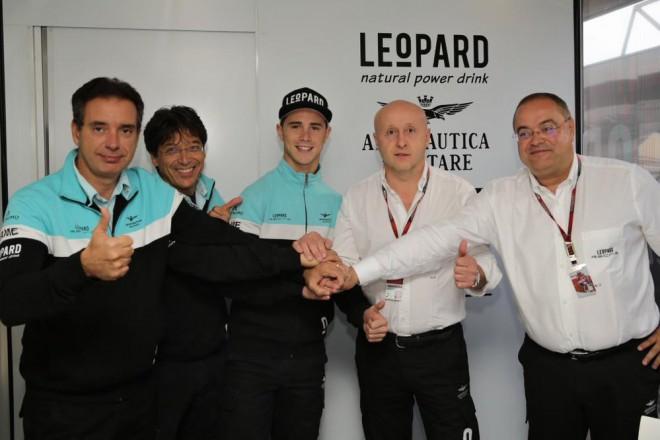 Leopard Racing potvrdil Kenta pro svùj tým Moto2