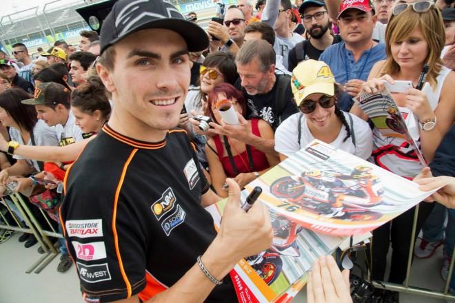 Avintia Racing potvrdila pro rok 2016 Lorise Baze