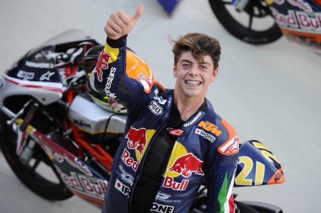 Poslední závod sezony vyhrál Ital Di Giannantonio