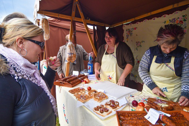 Zajeïte si na Karlovský gastrofestival, svátek jídla na Valašsku