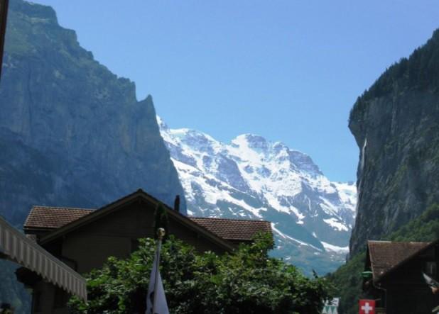 Švýcarsko 2015