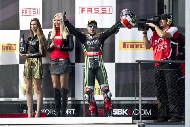 WSBK Magny Cours – Oba závody vyhrál Rea, titul slaví Sofuoglu a Savadori