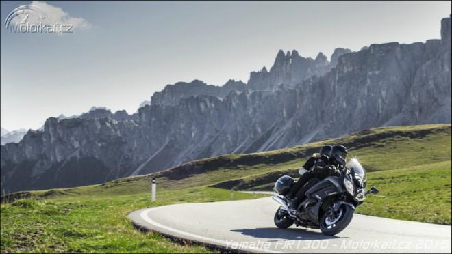 Yamaha FJR1300 za podzimní ceny