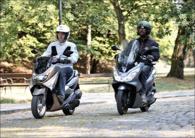 Duel Yamaha NMAX vs. Honda PCX: konec vlády jedné strany
