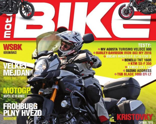 Motorbike 10/2015