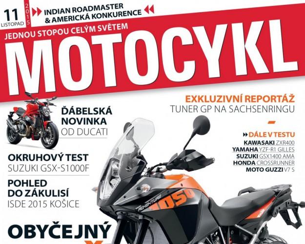Motocykl 11/2015