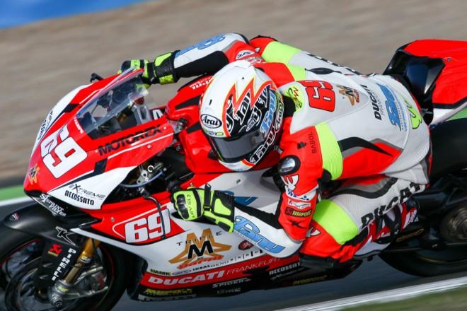 P�d ve Francii Je�ka mrz�, te� bude komentovat MotoGP a WSBK