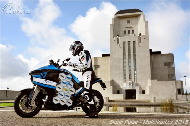 E-bike Storm Pulse slibuje dojezd až 380 km