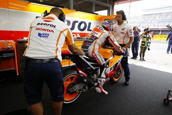 Zlato z Austrálie jezdcùm Hondy zatím v MotoGP chybí