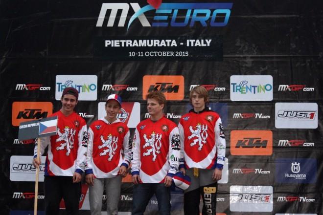 Evropský šampionát národních družstev v Arco di Trentu