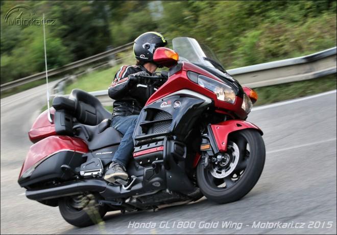 Honda GL1800 Gold Wing: pán v nejlepších letech