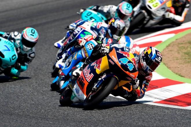 Moto3 : Leopard Racing v roce 2016 s KTM