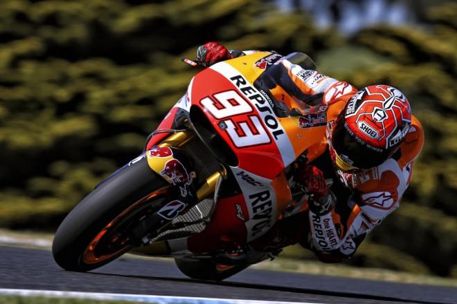 GP Austrálie – Pole position pro Márqueze, Lorenzo tøetí, Rossi sedmý