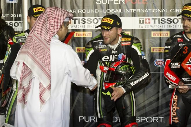 WSBK Katar – První místo na startu má Sykes a Sofuoglu