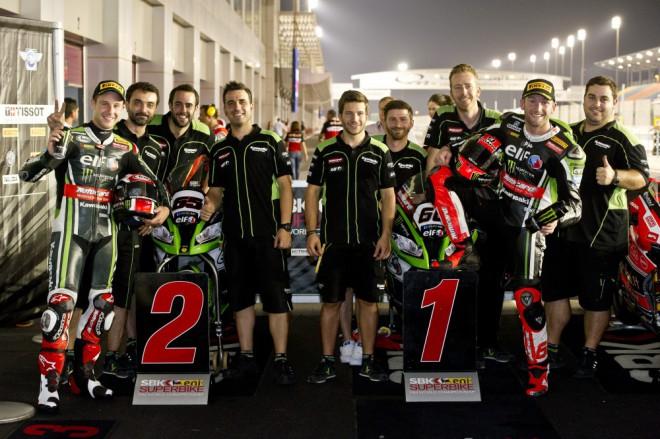 Superbikové kvalifikaèní ohlasy z Kataru