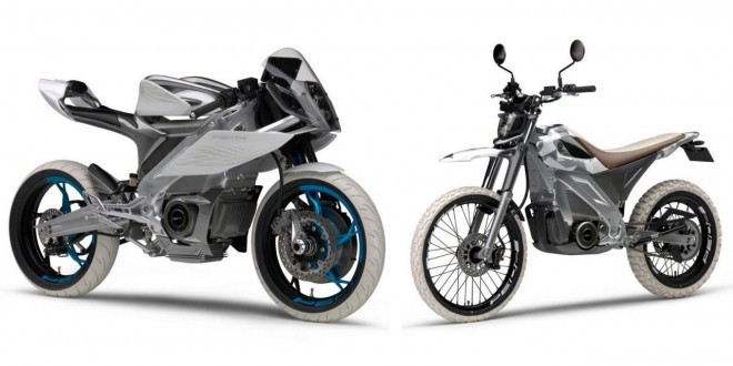 Yamaha pøiveze do Tokia dva nové elektrické koncepty
