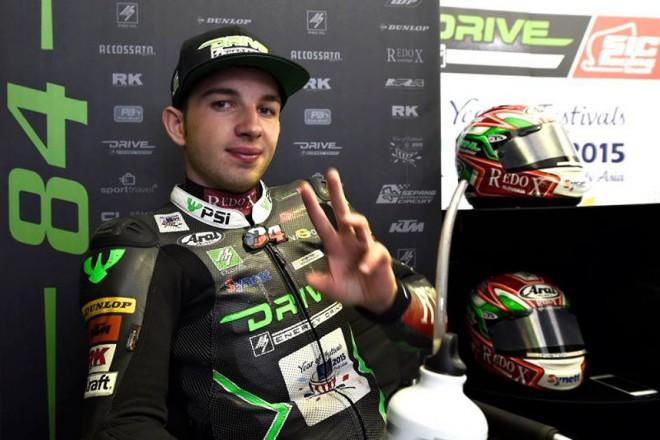 S Jakubem Kornfeilem po australské Grand Prix