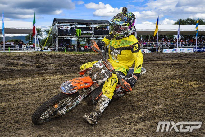 Shaun Simpson dostane za odm�nu tov�rn� podporu KTM