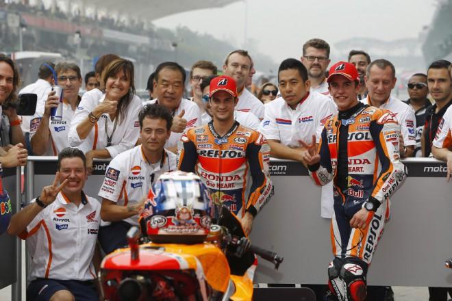 GP Malajsie – Pole position získal Pedrosa, Lüthi a Antonelli