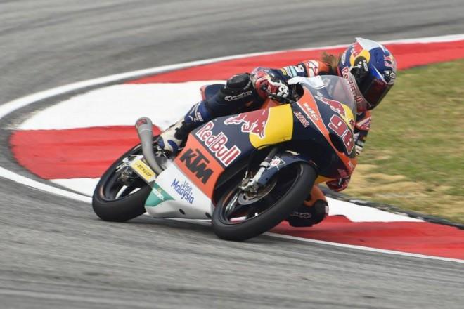Závod v Malajsii Hanika nedokonèil