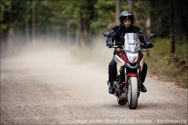Honda modernizuje øadu Crossover