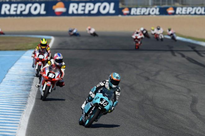 V Jerezu má pole position Bulega, Pons a Morales, Holán osmnáctý
