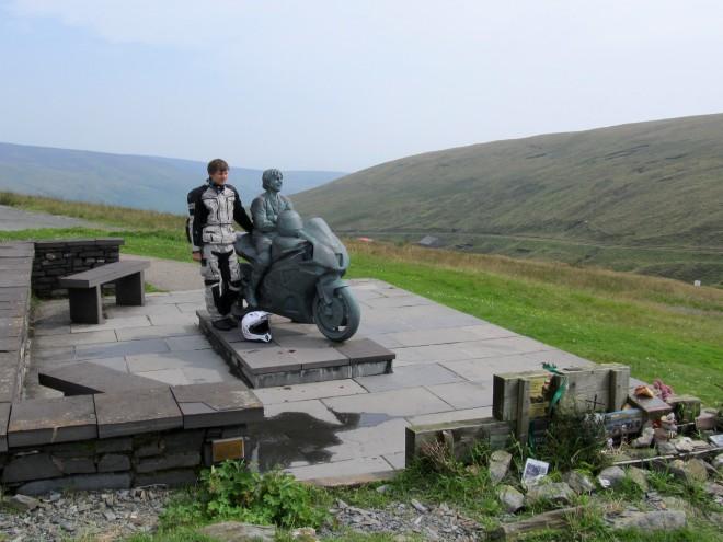 Cesta na ostrov Man