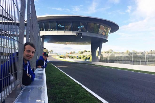 V Jerezu absolvuje nový tým Yamahy první test WSBK