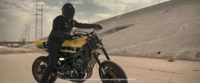 Pøivede Yamaha na svìt XSR900?