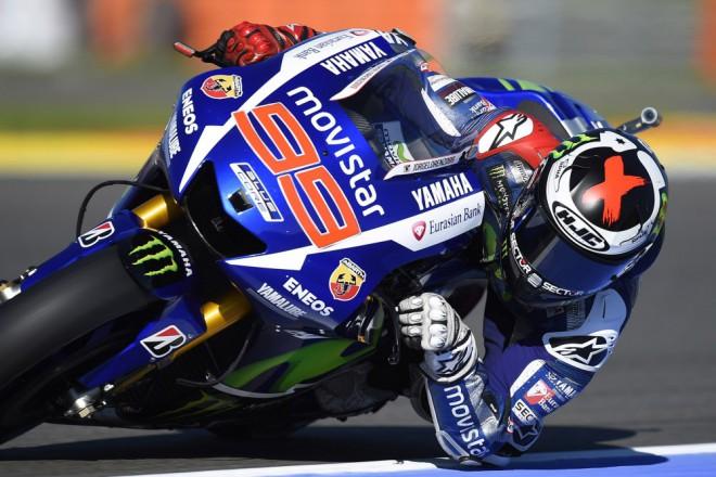 GP Valencie – V pátek zajel nejrychleji Lorenzo, Rossi pátý