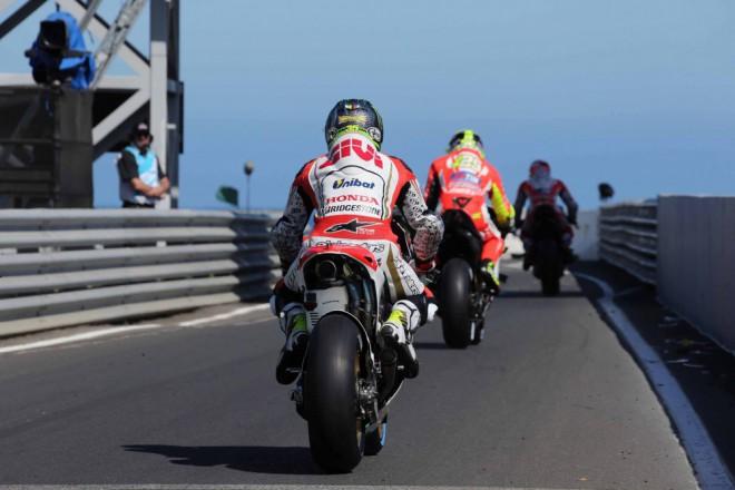 Provizorní startovní listina MS 2016 – MotoGP