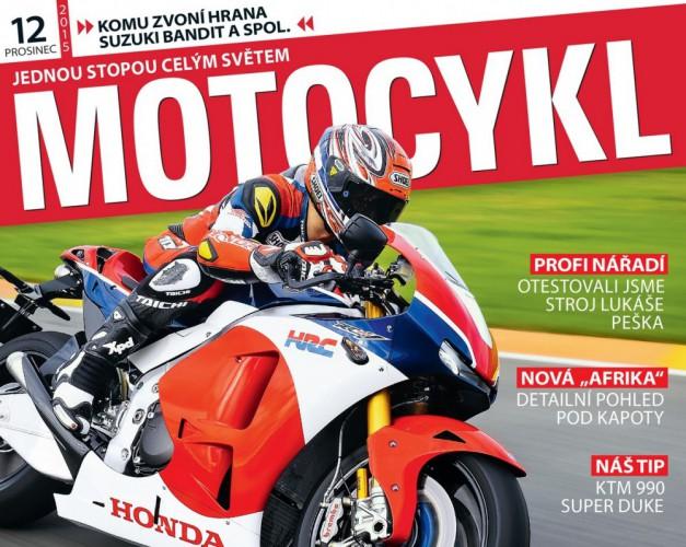 Motocykl 12/2015