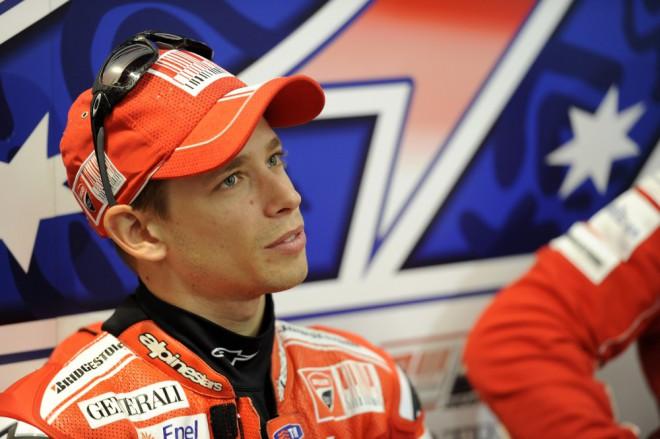 Stonerova spolupráce s Ducati získává výraznìjší obrysy