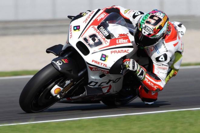U Pramac Racingu na èasy tolik nehledìli, další test mají v Jerezu