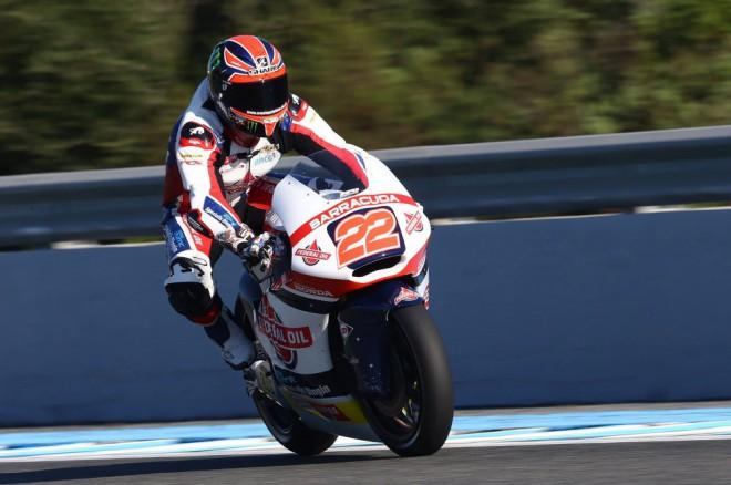 V Jerezu zajel v pátek nejrychleji Sam Lowes