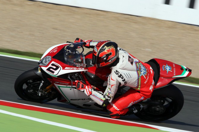 Camier je pøipraven na druhou sezonu s MV Agusta