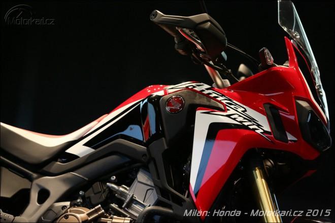 Honda Africa Twin a zmìny u stávajících modelù