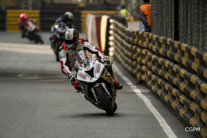 GP Macau – Závod ve znamení BMW vyhrál Hickman