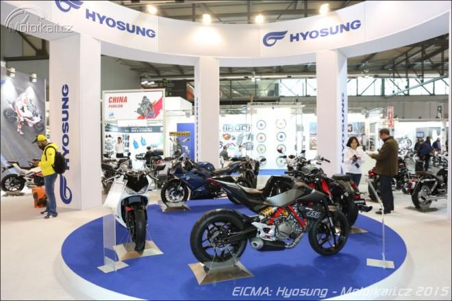 Novinky 2016: Hyosung GT 300R, SYM Maxsym 500 a CFMoto 650TK