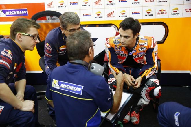 Na jih Španìlska míøí testovat týmy MotoGP