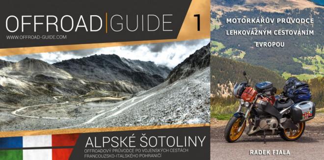 Dvojitý køest: Offroad Guide & Motorkáøùv prùvodce