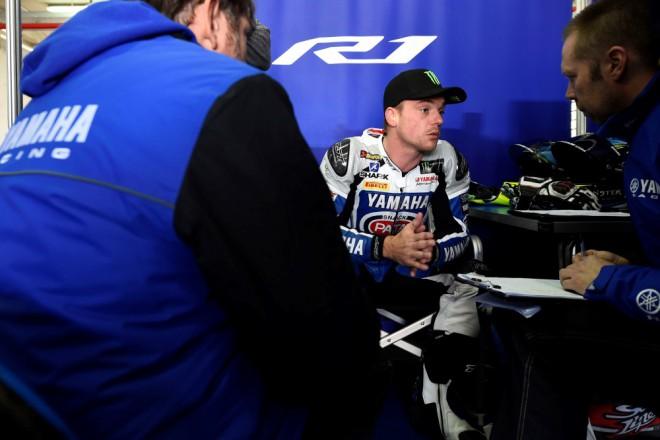 Alex Lowes p�ed�asn� ukon�il testov�n� v Jerezu
