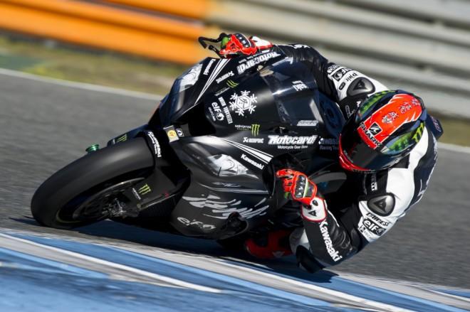 Závìr testù WSBK a MotoGP v jihošpanìlském Jerezu