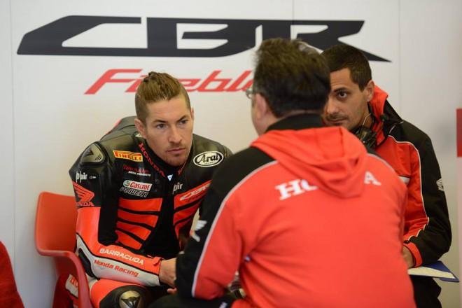 Z Jerezu odjíždí Hayden pozitivnì naladìn