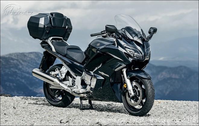 Yamaha omladila FJR1300