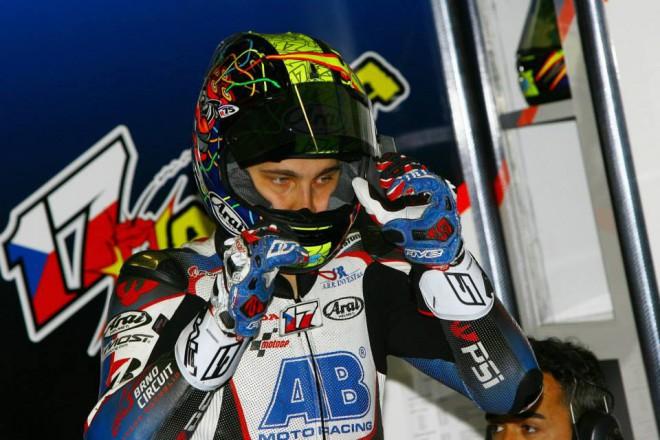 Abraham pojede v MS Superbike s t�mem Milwaukee BMW